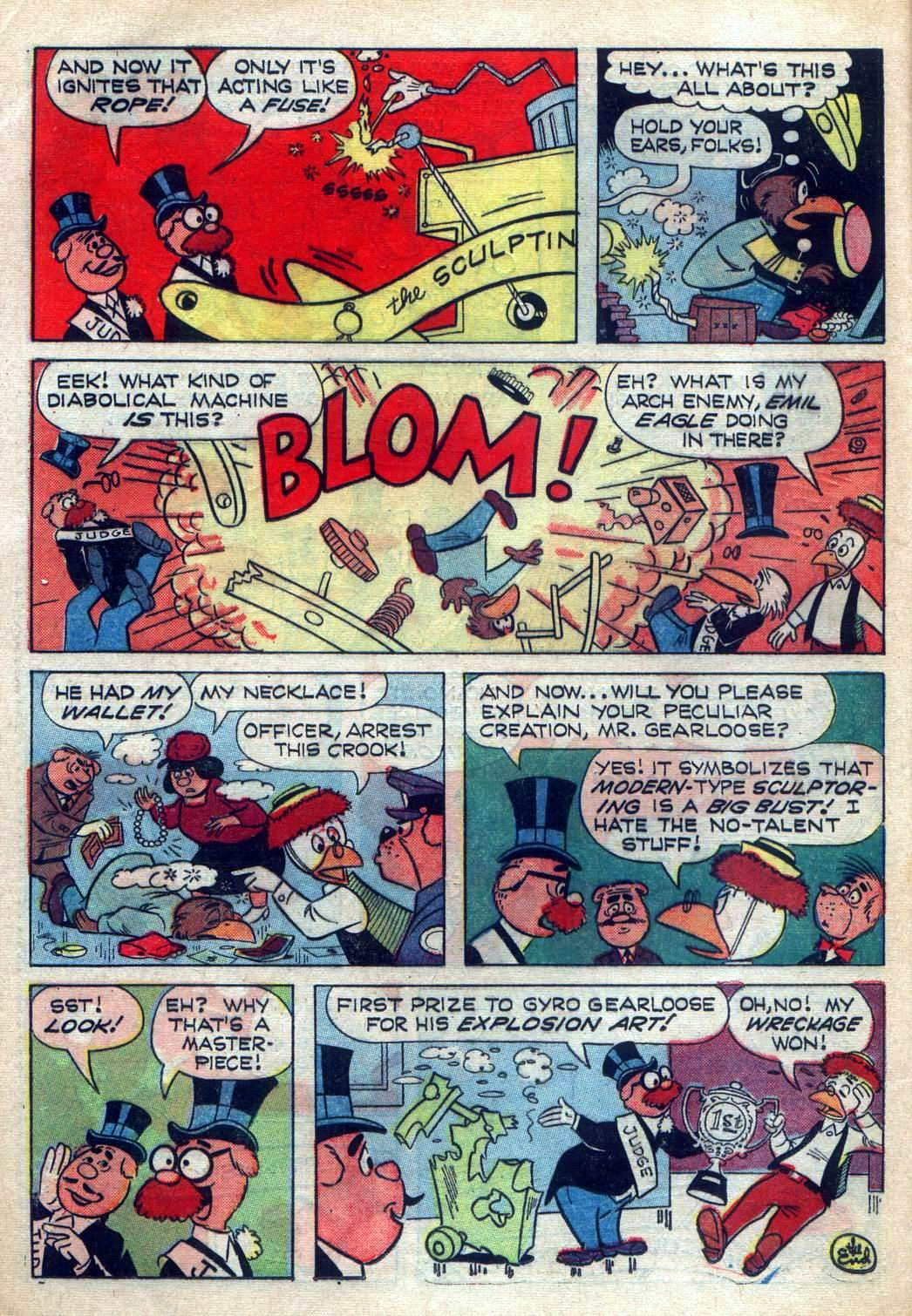 Read online Uncle Scrooge (1953) comic -  Issue #78 - 16