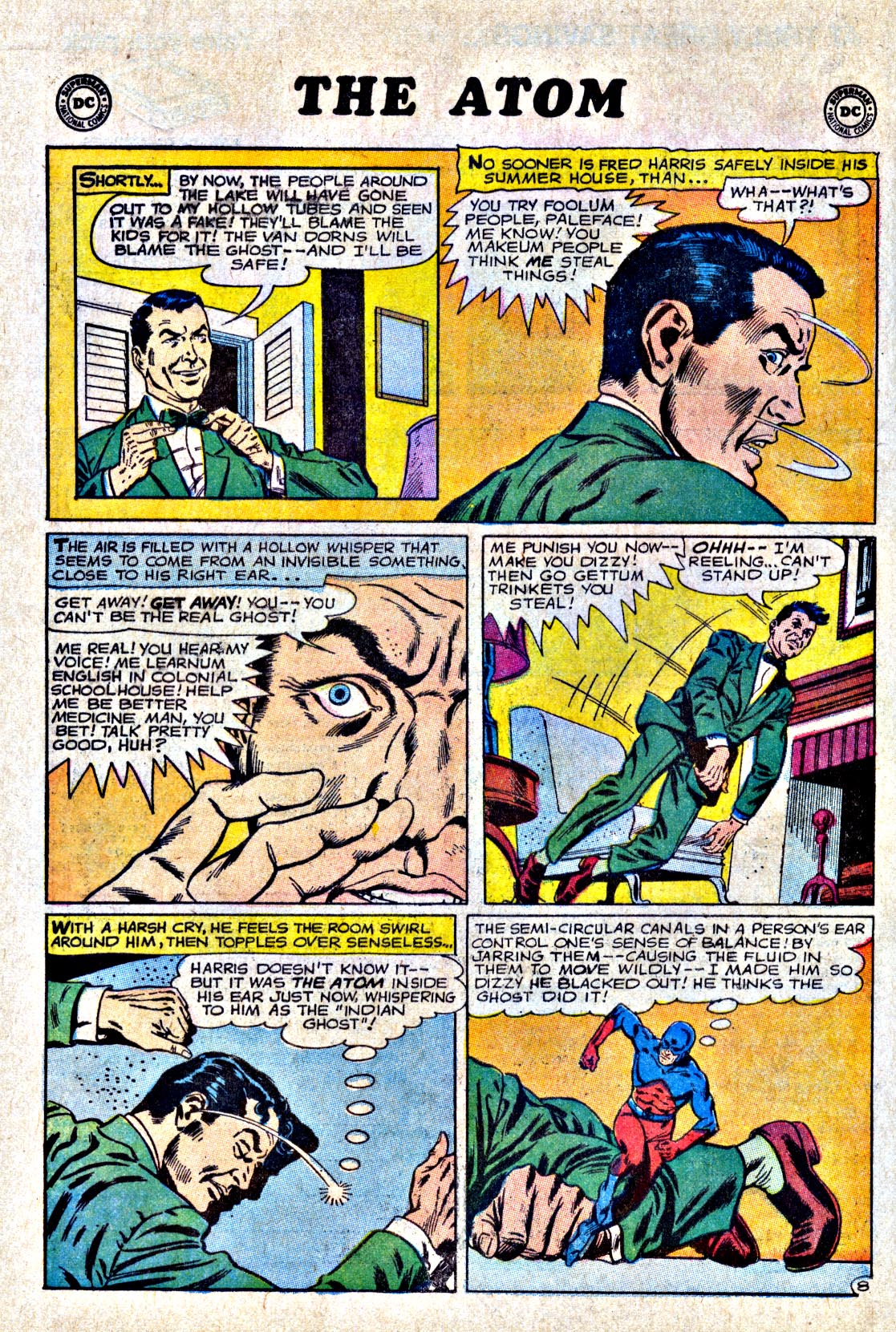 Read online Action Comics (1938) comic -  Issue #404 - 24