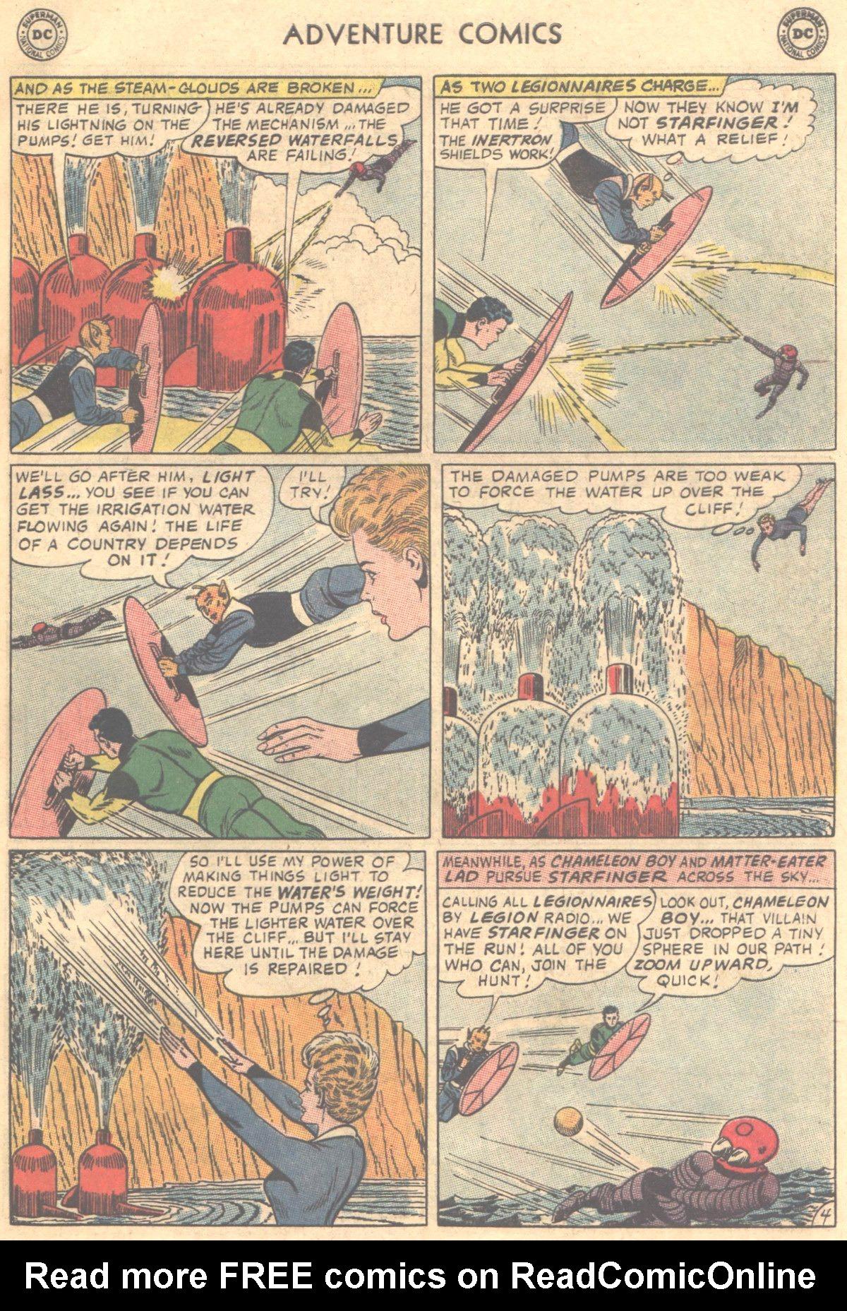 Read online Adventure Comics (1938) comic -  Issue #336 - 16