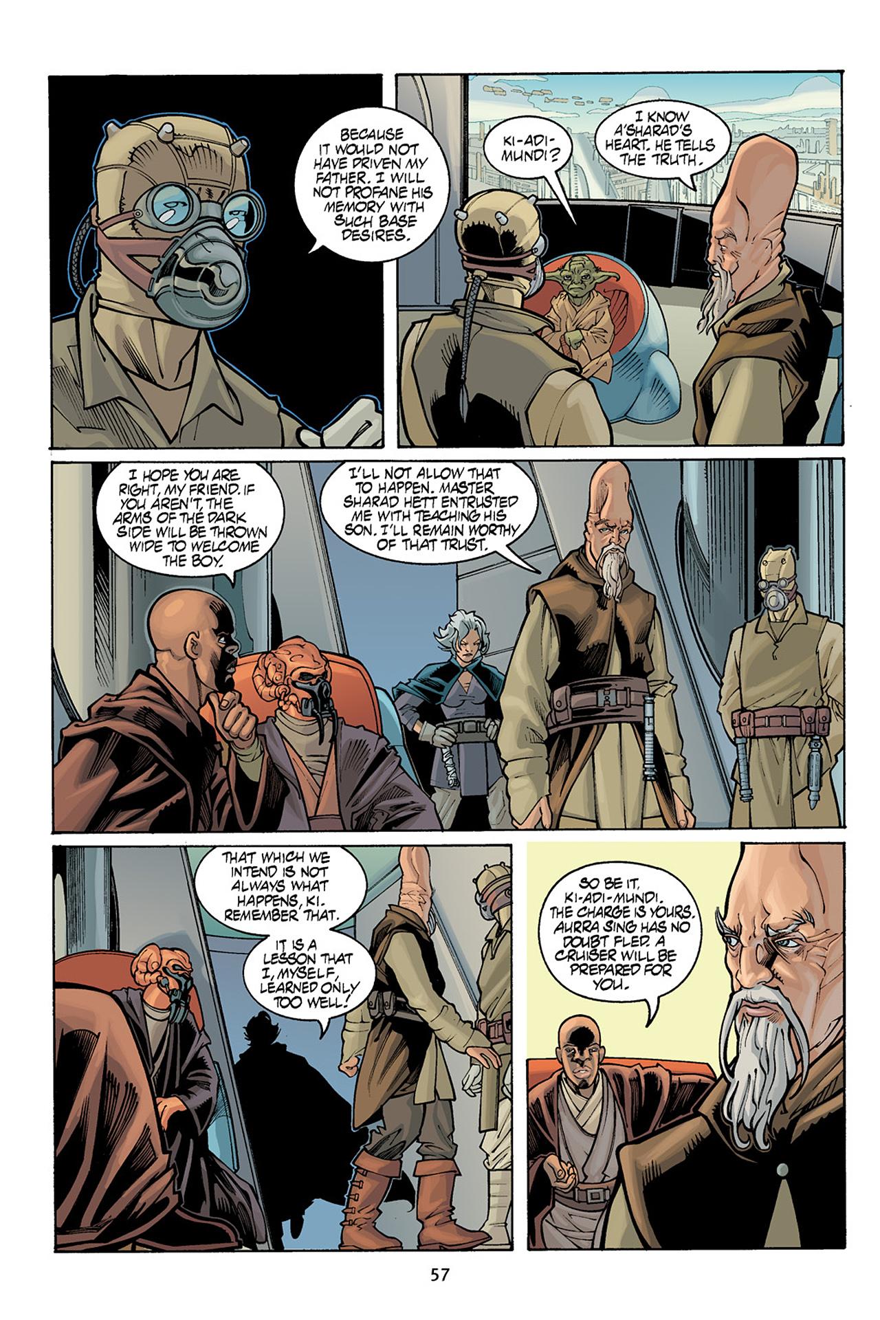 Read online Star Wars Omnibus comic -  Issue # Vol. 10 - 56