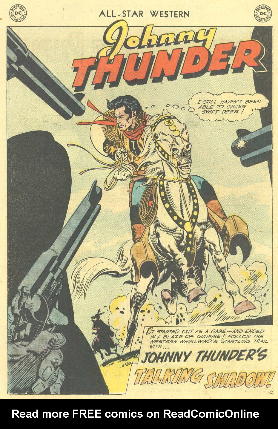 Read online All-Star Western (1951) comic -  Issue #101 - 26