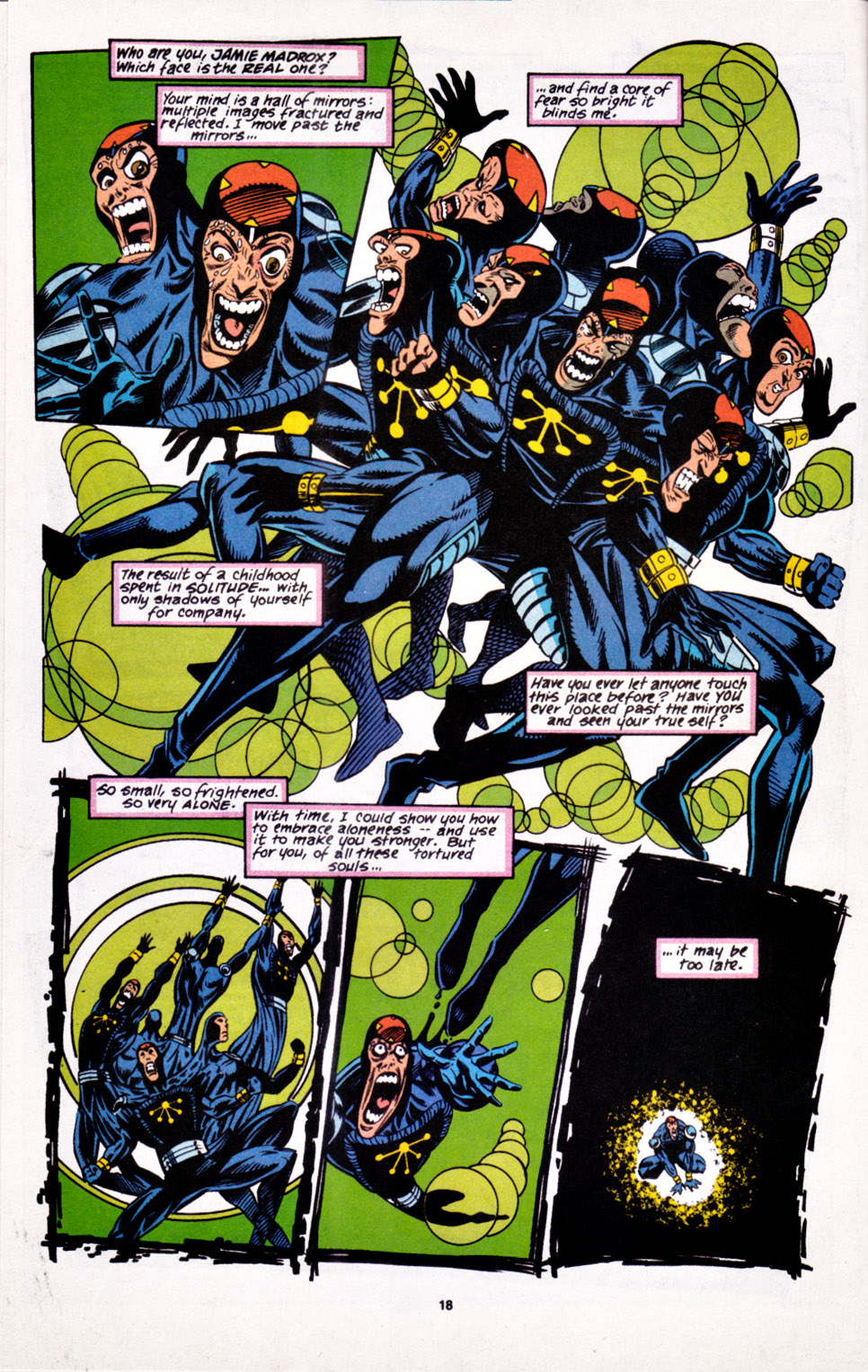 Read online X-Factor (1986) comic -  Issue #100 - 15