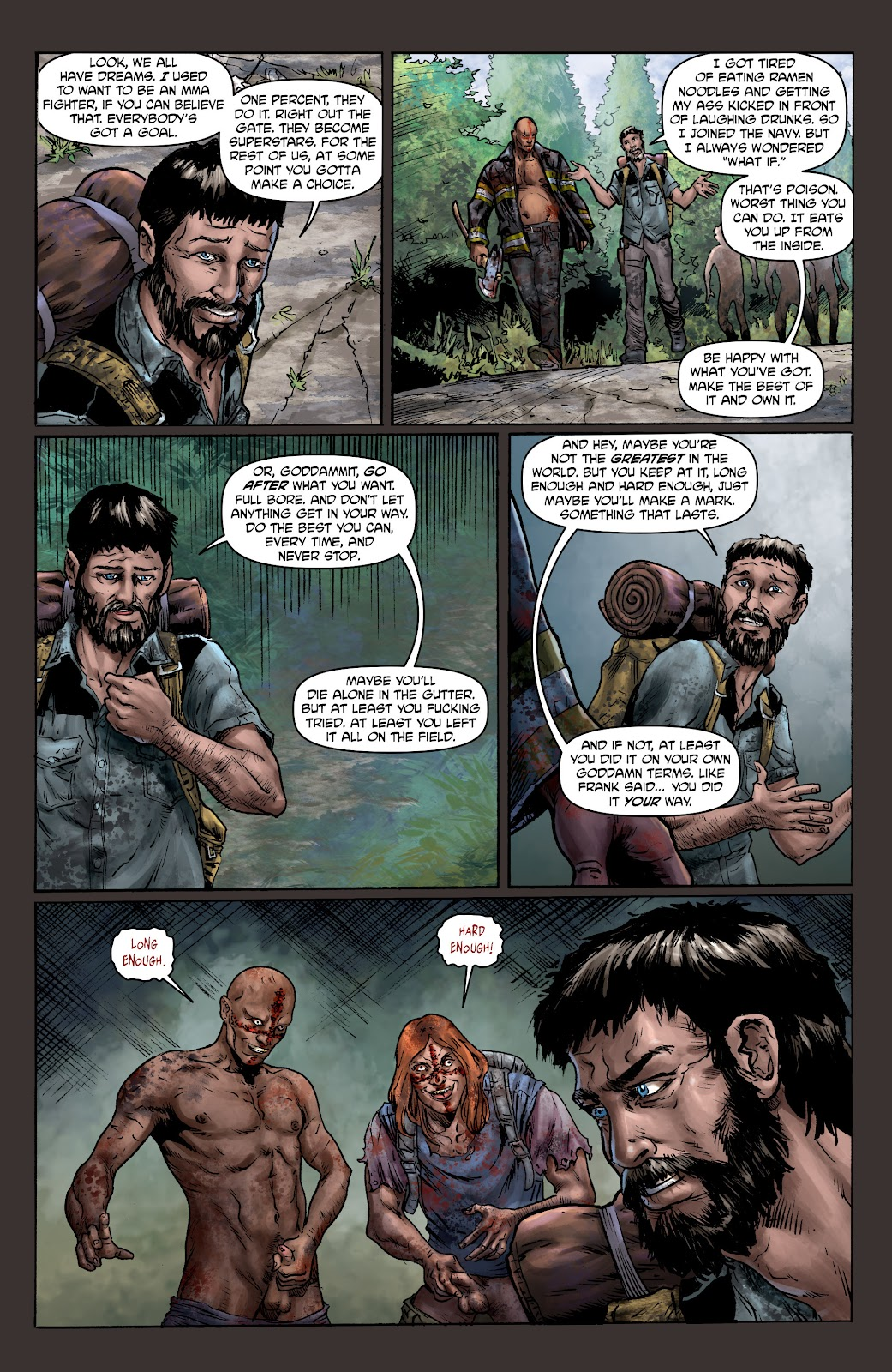 Crossed: Badlands issue 100 - Page 13