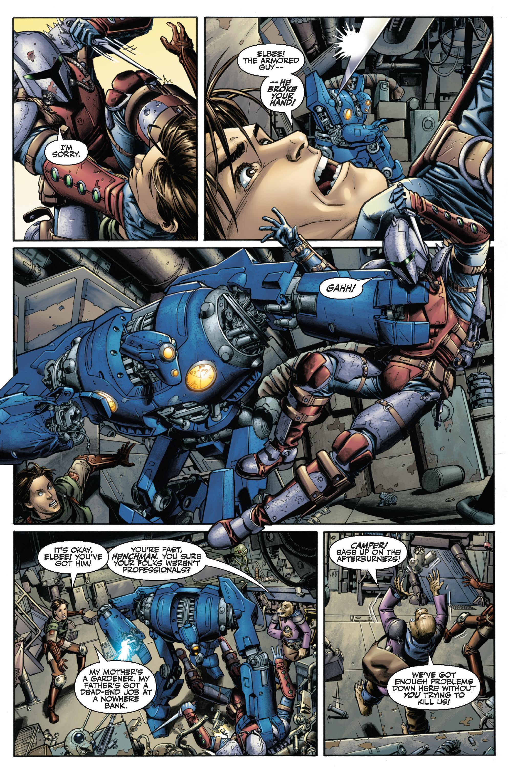 Read online Star Wars Omnibus comic -  Issue # Vol. 29 - 170