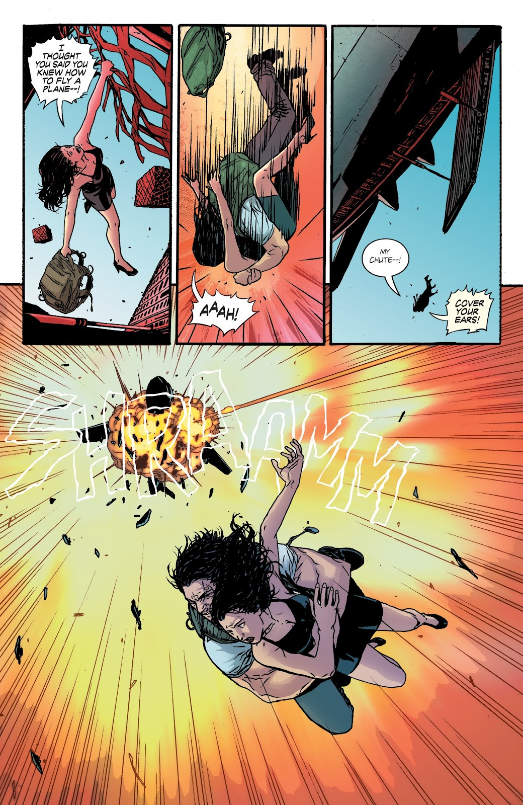 Read online Hardcore comic -  Issue #4 - 15