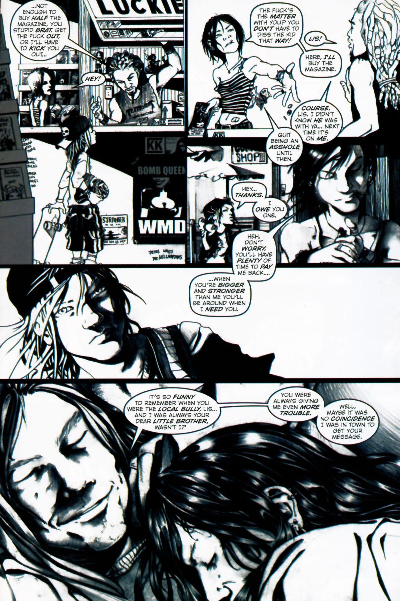 In Her Darkest Hour Full Page 10