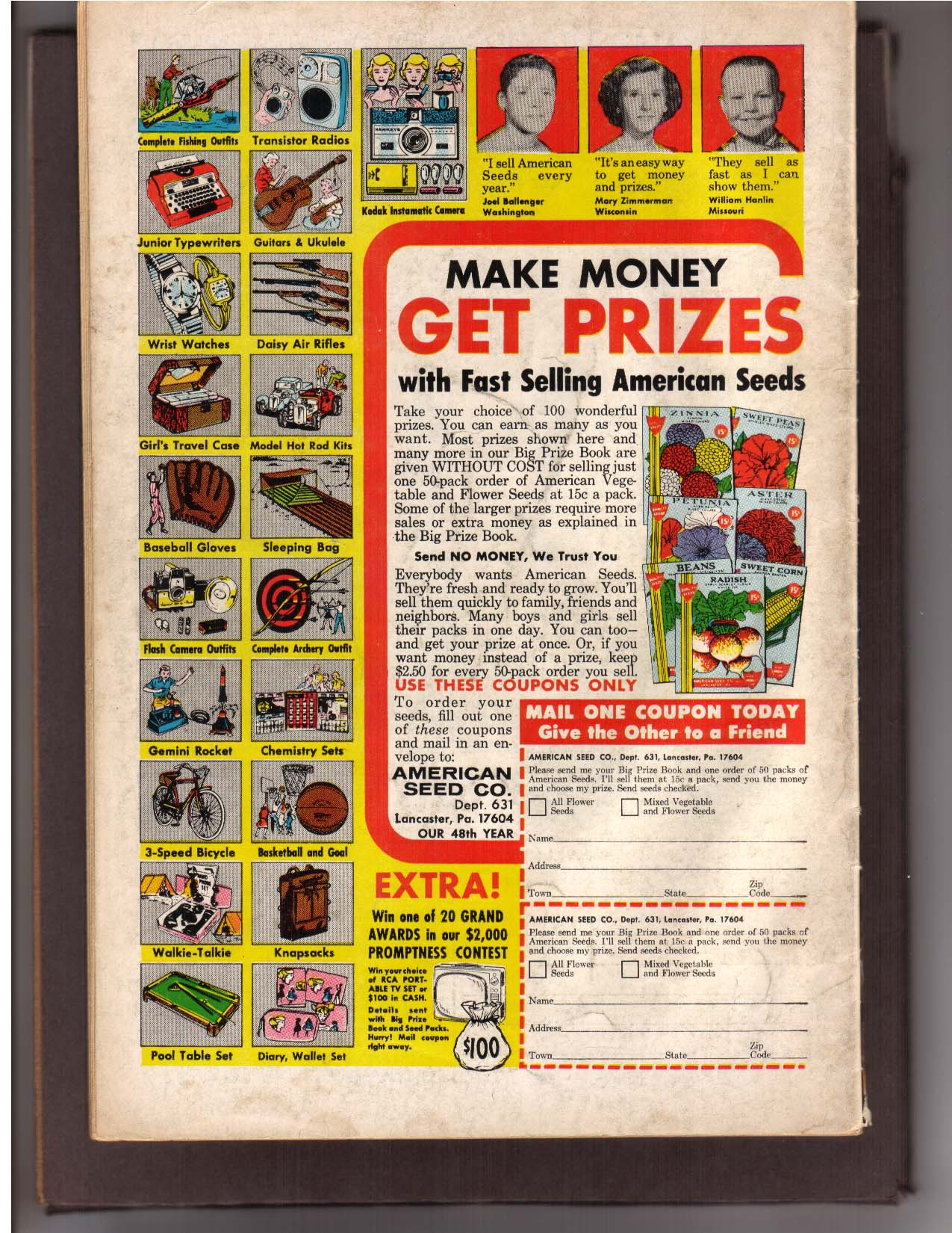 Read online Adventure Comics (1938) comic -  Issue #342 - 36