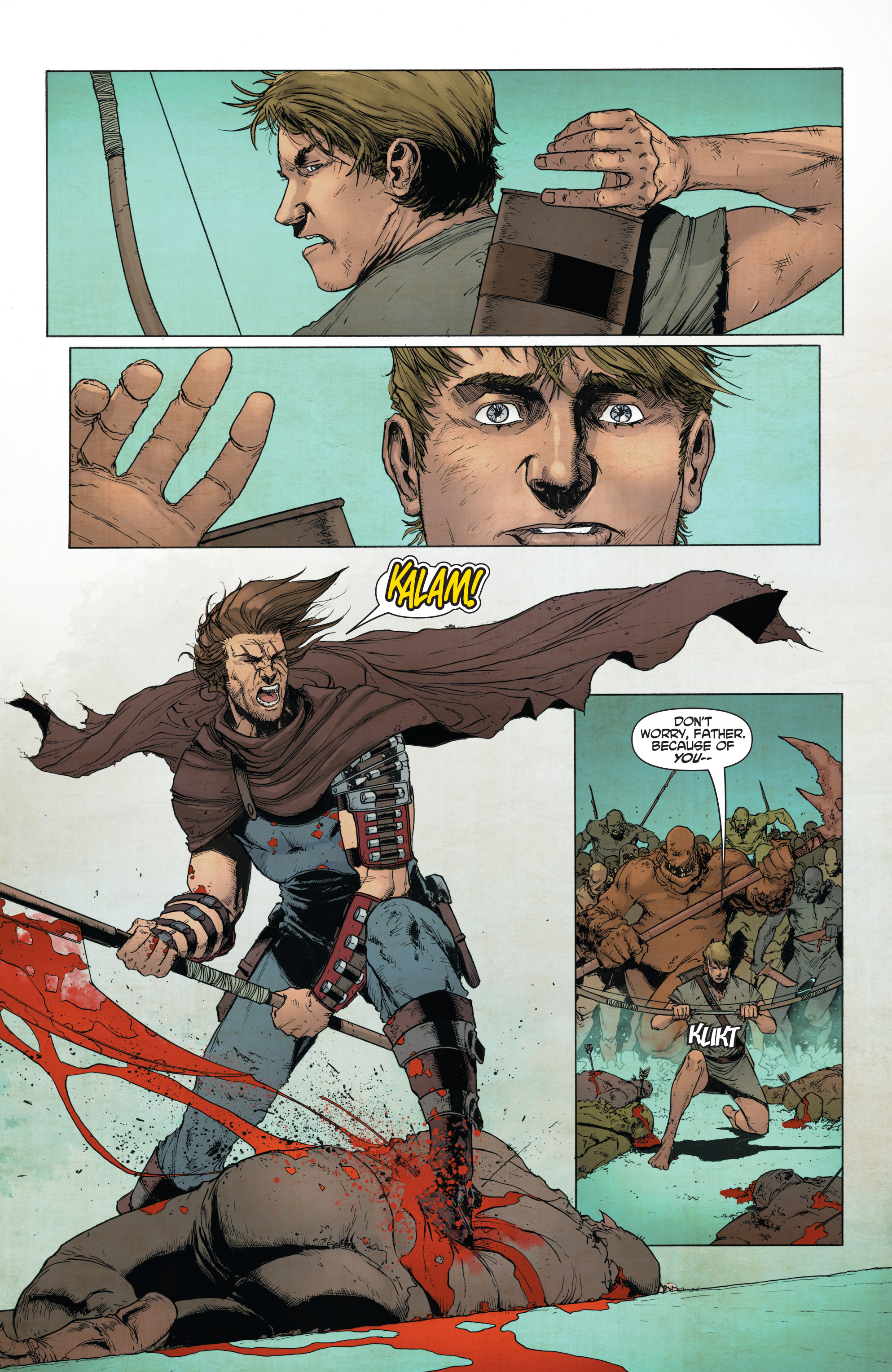 Read online Wrath of the Eternal Warrior comic -  Issue #14 - 11