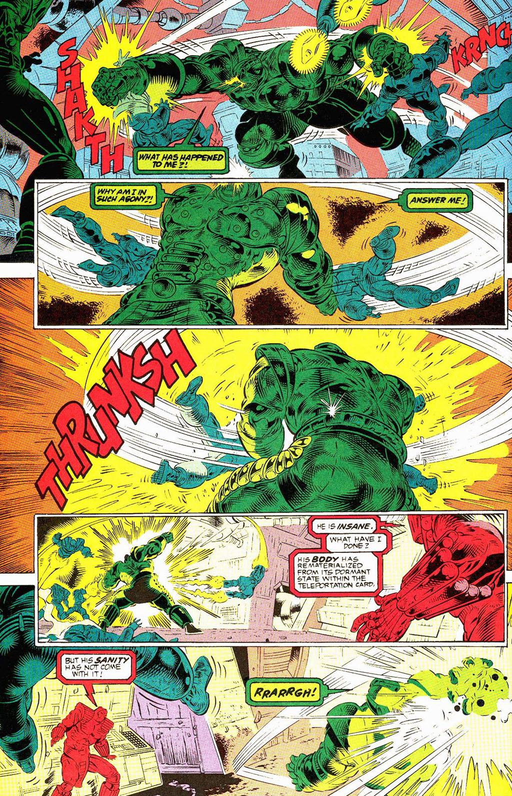 Read online Soviet Super Soldiers comic -  Issue # Full - 25