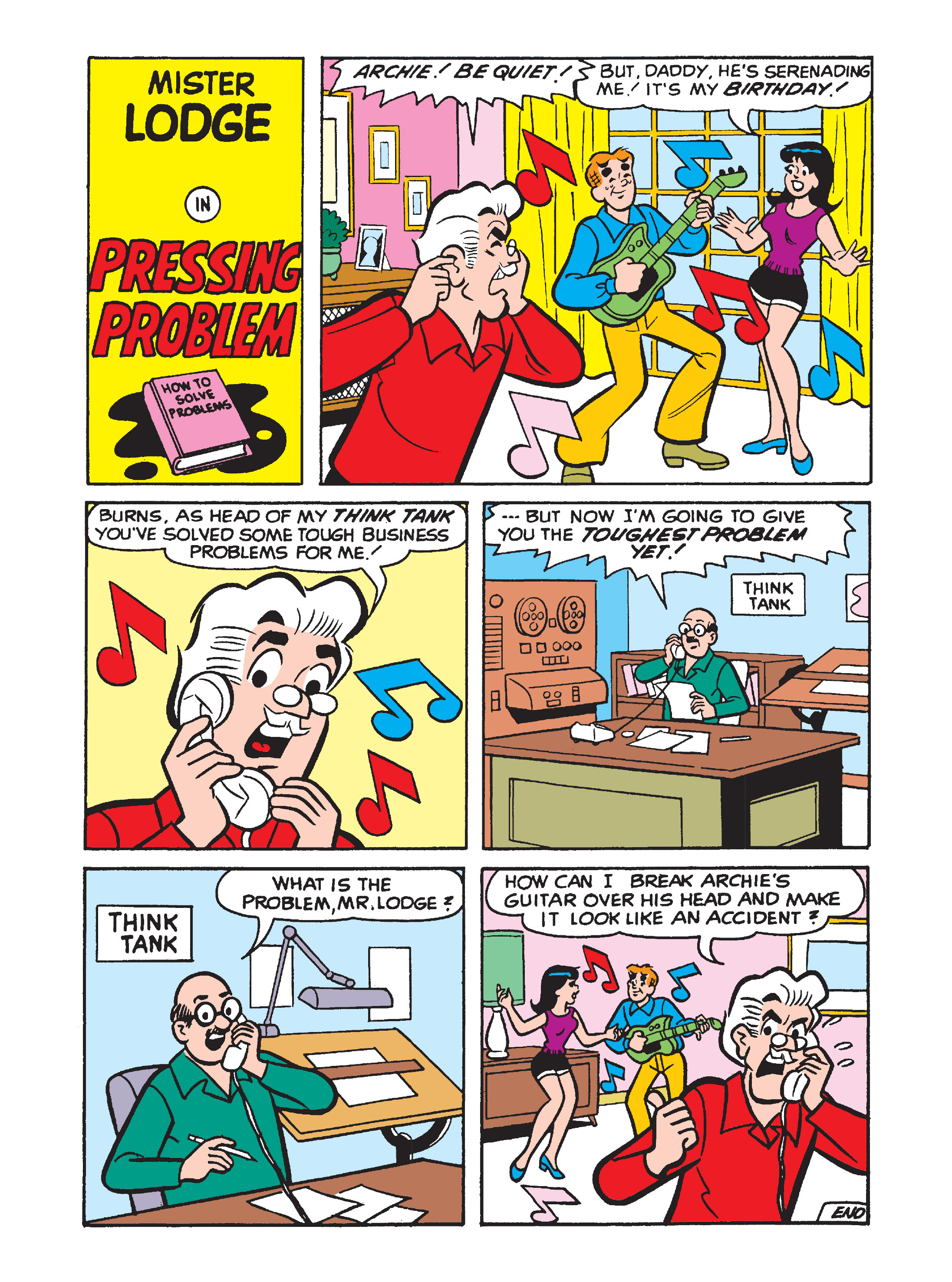 Read online Archie's Funhouse Double Digest comic -  Issue #2 - 145