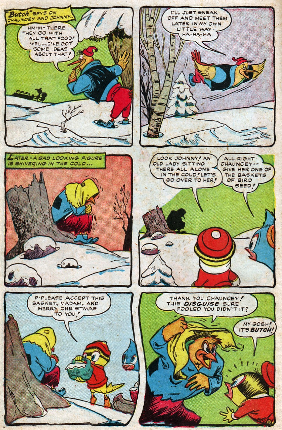 Jingle Jangle Comics issue 42 - Page 10