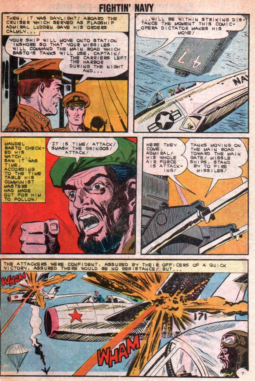 Read online Fightin' Navy comic -  Issue #108 - 18