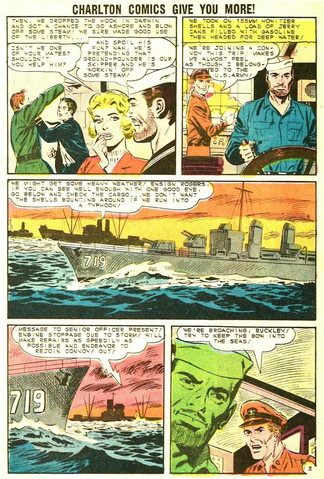 Read online Fightin' Navy comic -  Issue #117 - 17