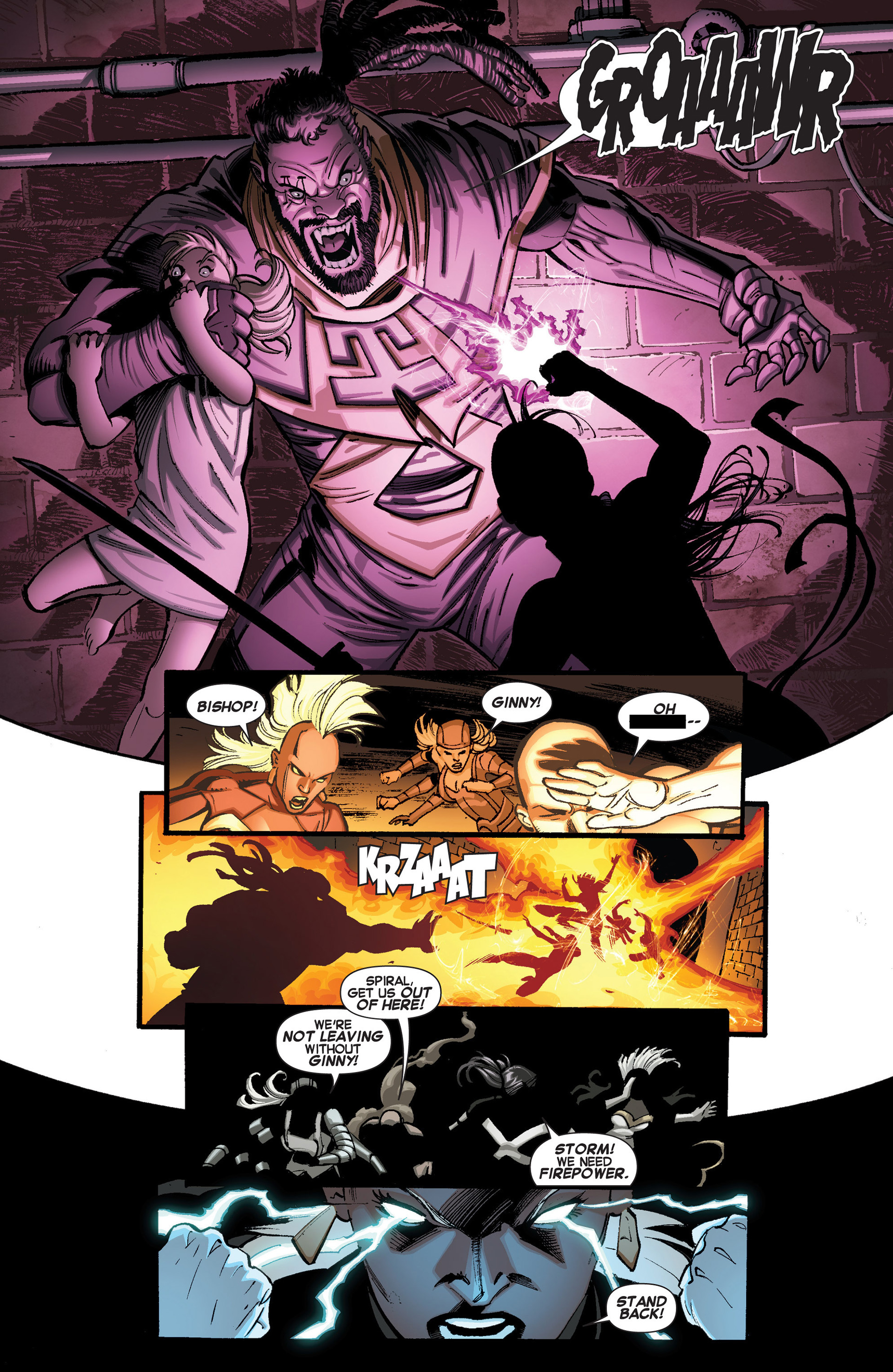 Read online Uncanny X-Force (2013) comic -  Issue #3 - 13