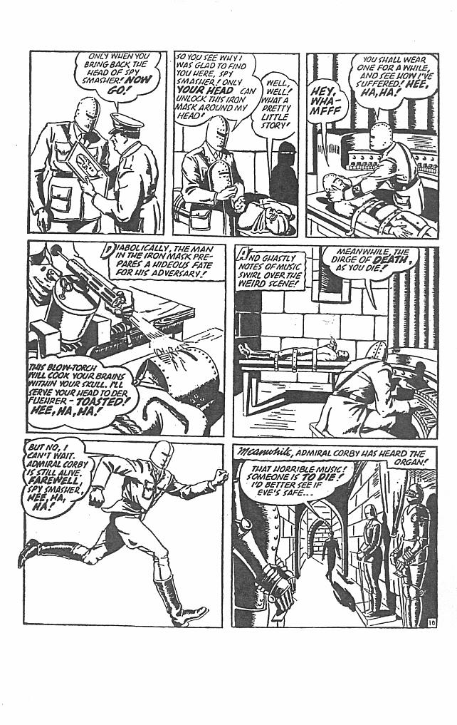 Read online Men of Mystery Comics comic -  Issue #38 - 32