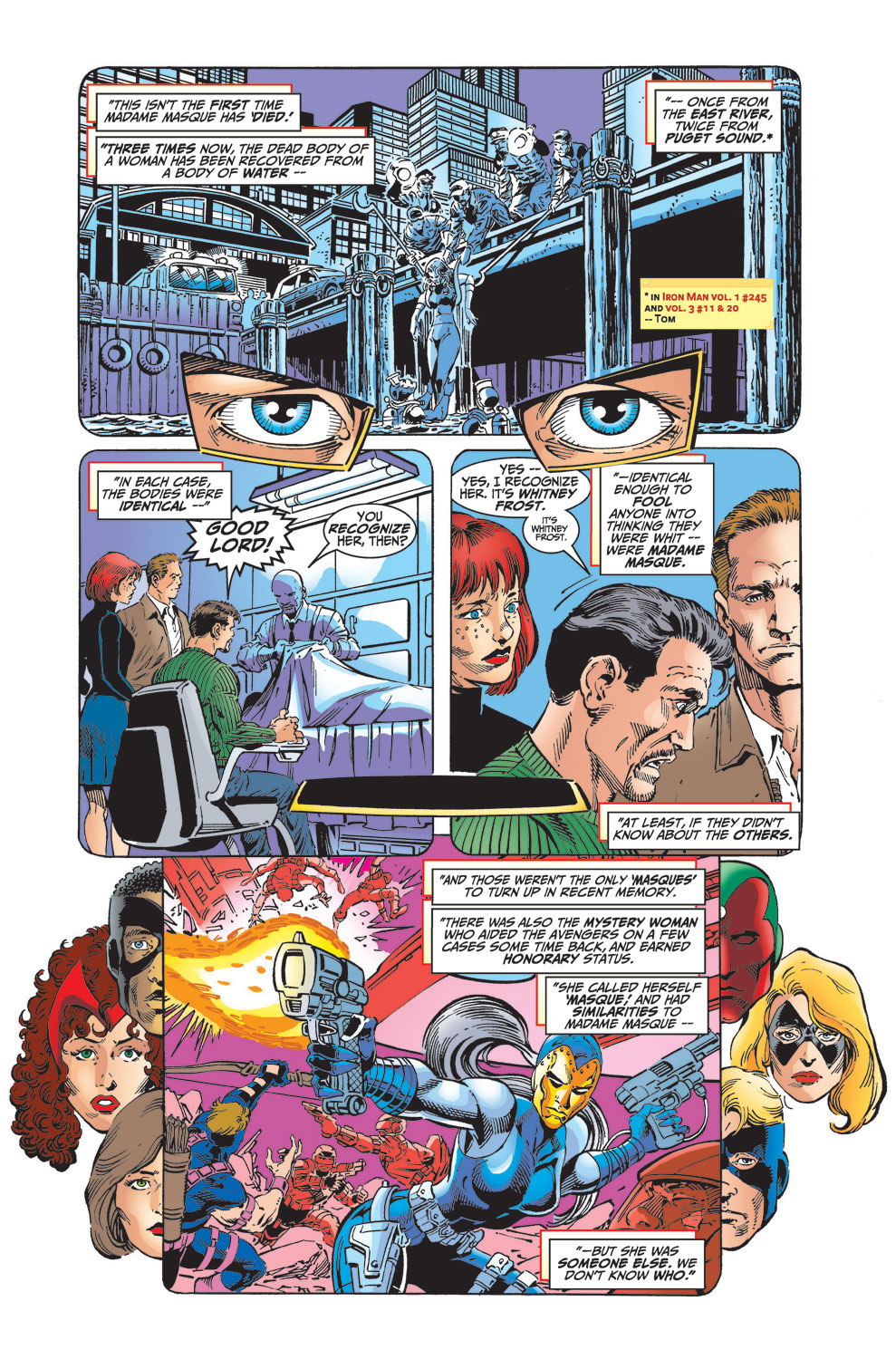 Read online Avengers (1998) comic -  Issue #32 - 9