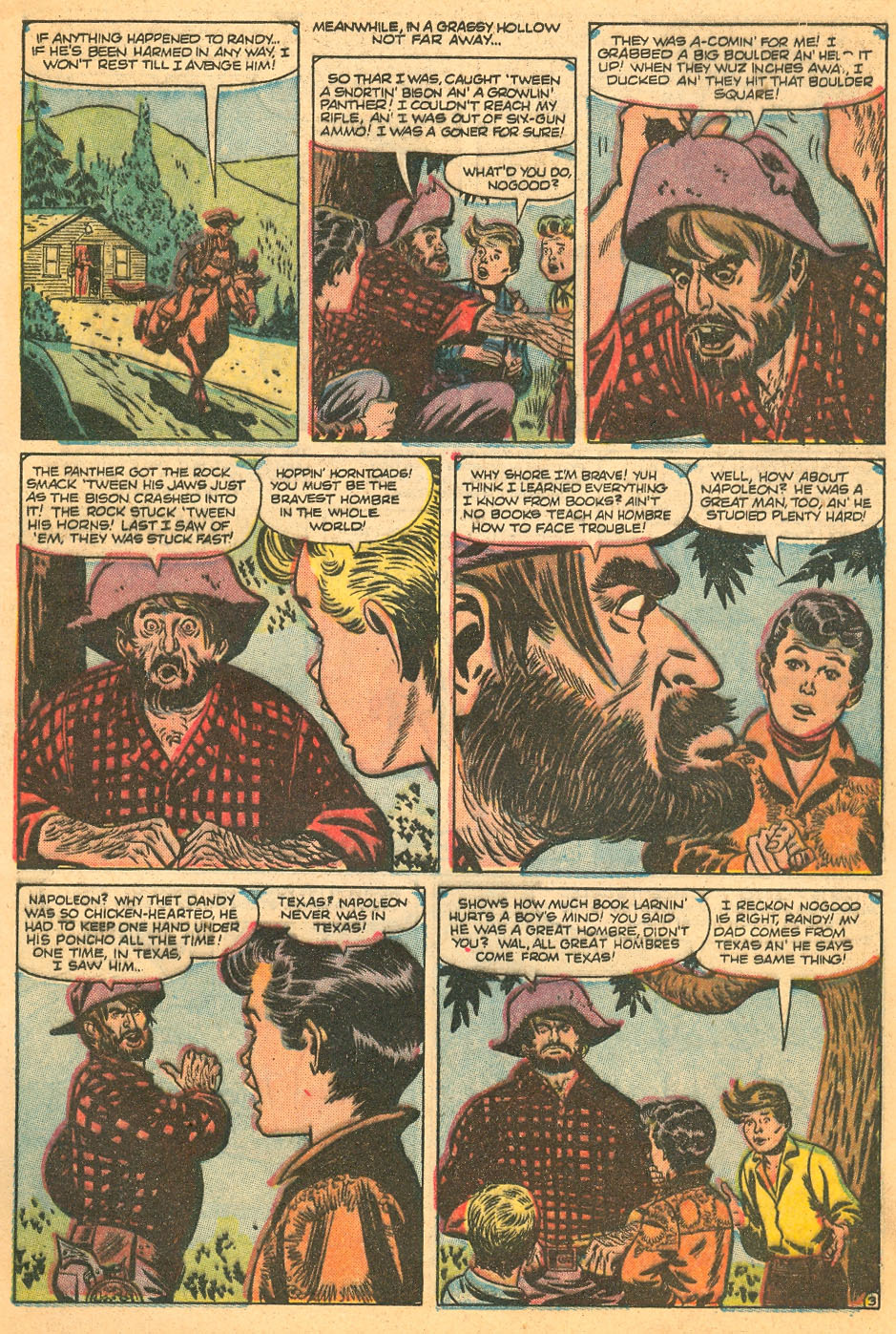The Rawhide Kid (1955) issue 3 - Page 5