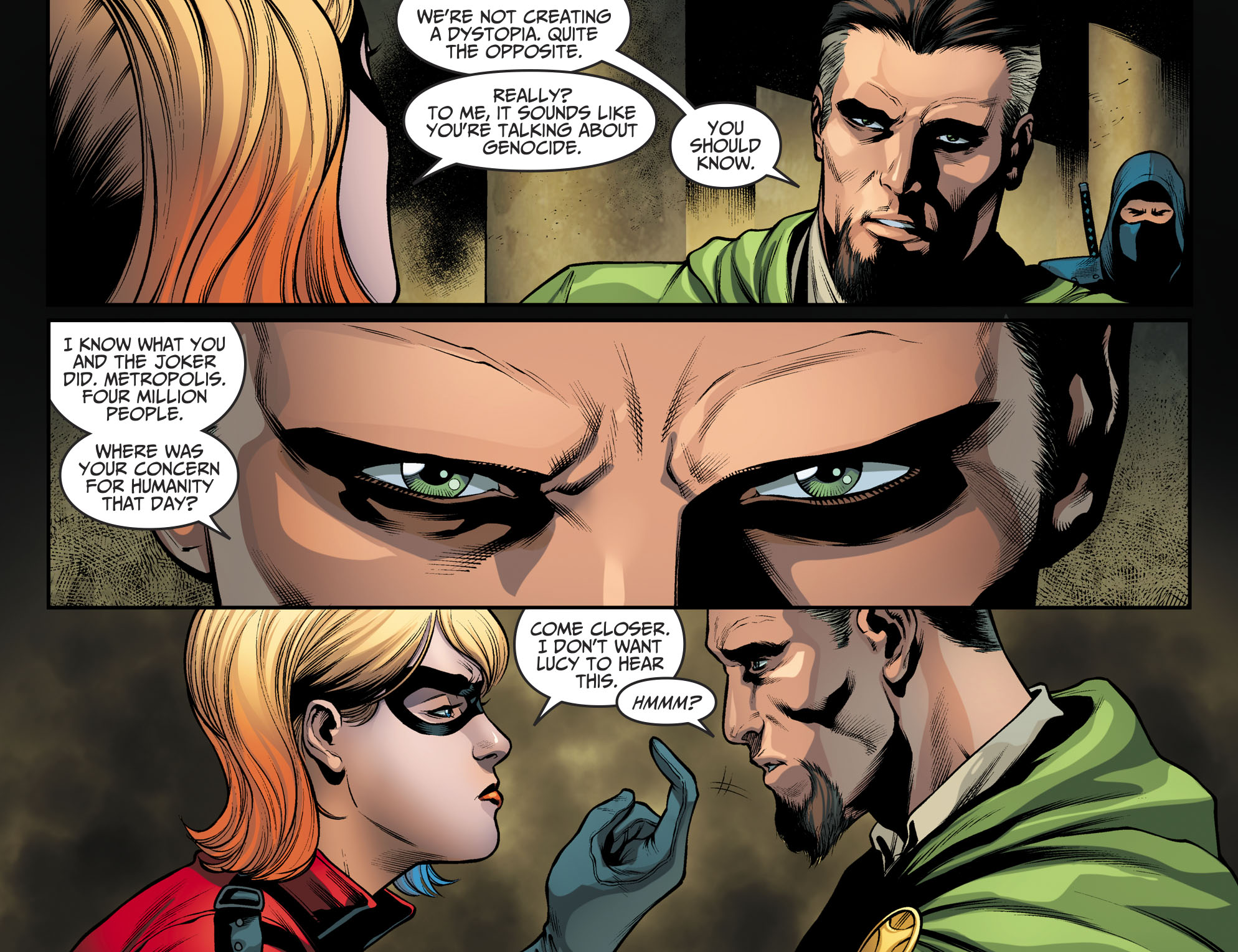 Read online Injustice 2 comic -  Issue #7 - 13