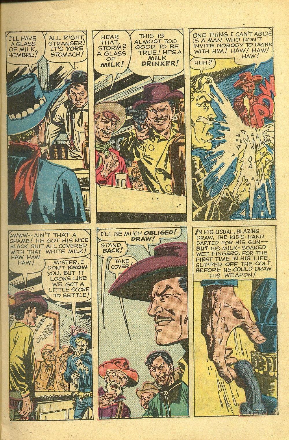 Gunsmoke Western issue 58 - Page 11