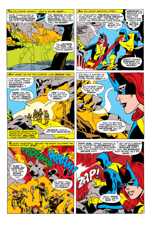Uncanny X-Men (1963) 33 Page 8