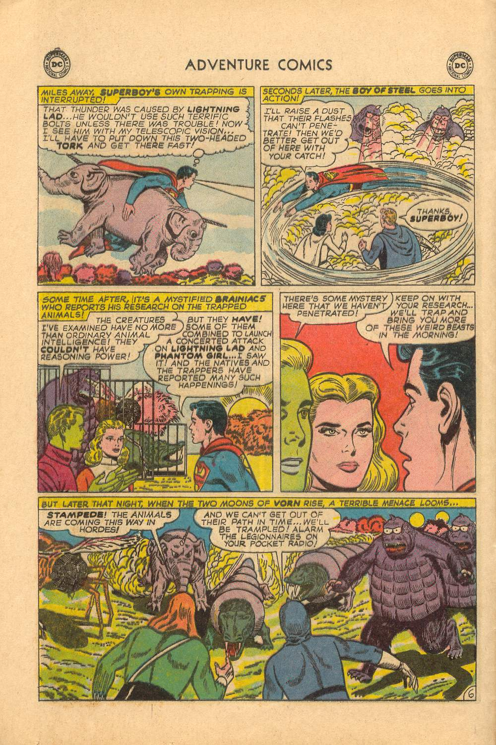 Read online Adventure Comics (1938) comic -  Issue #339 - 8