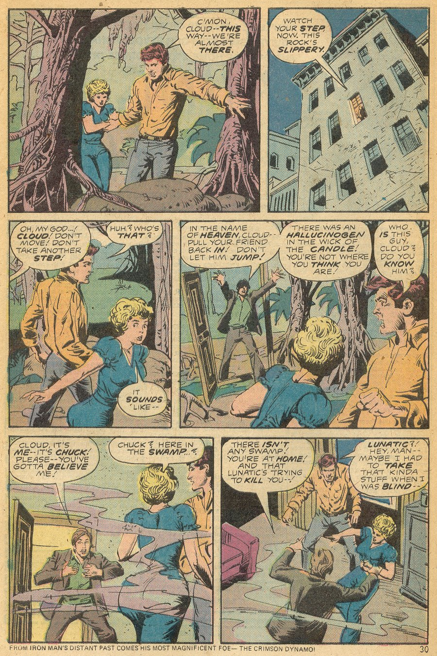 Man-Thing (1974) issue 15 - Page 19
