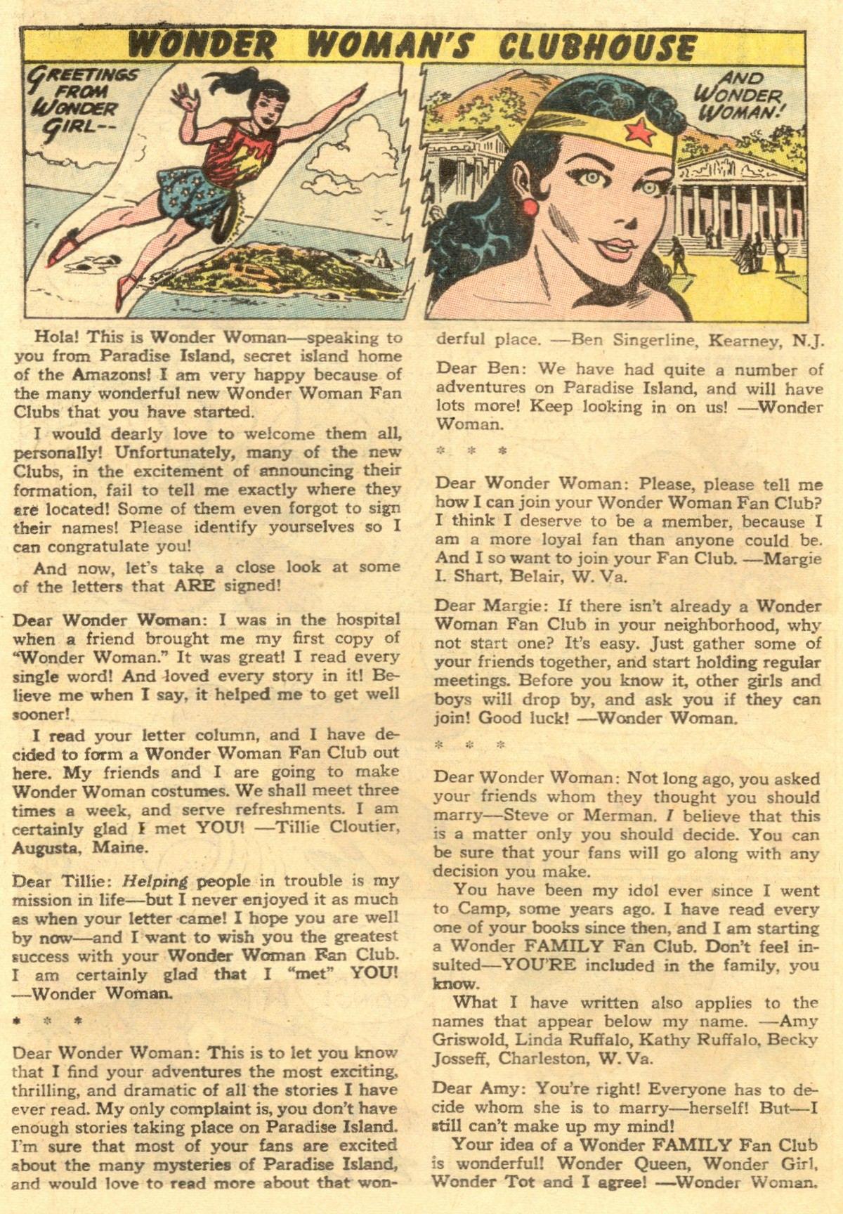 Read online Wonder Woman (1942) comic -  Issue #154 - 18