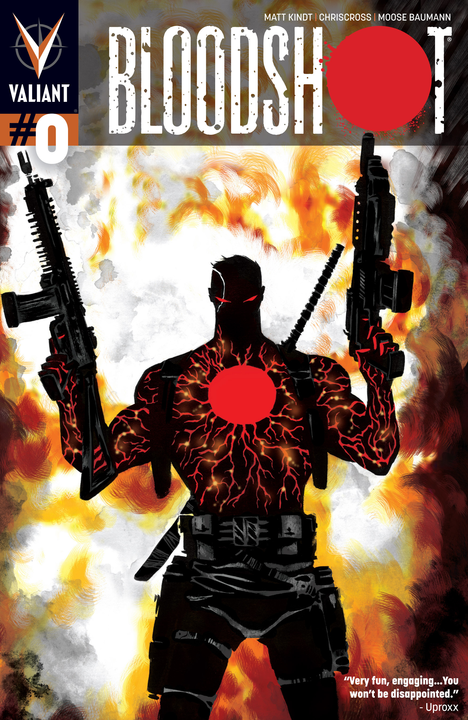 Read online Bloodshot and H.A.R.D.Corps comic -  Issue # TPB 4 - 99