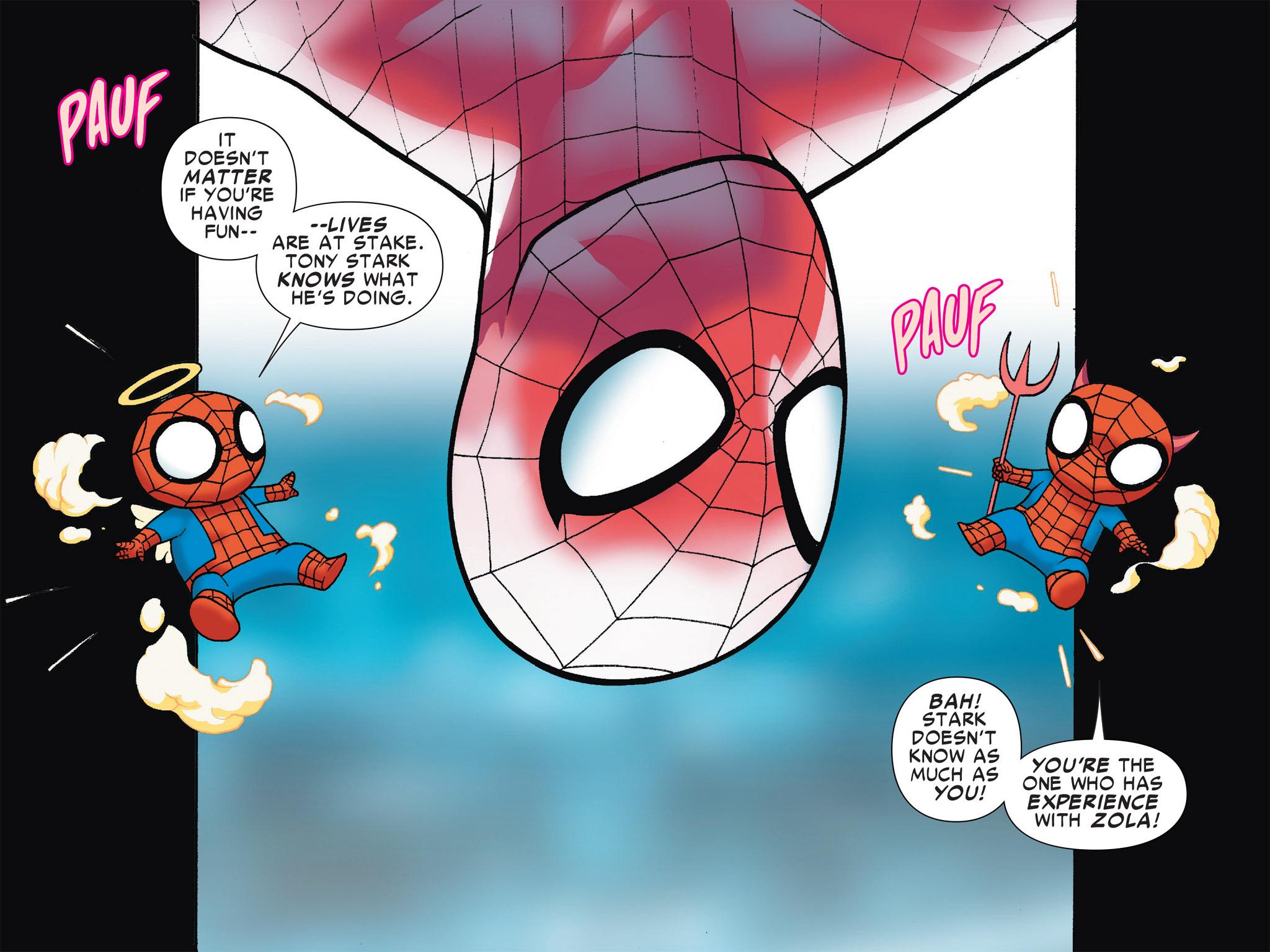 Read online Ultimate Spider-Man (Infinite Comics) (2016) comic -  Issue #4 - 29
