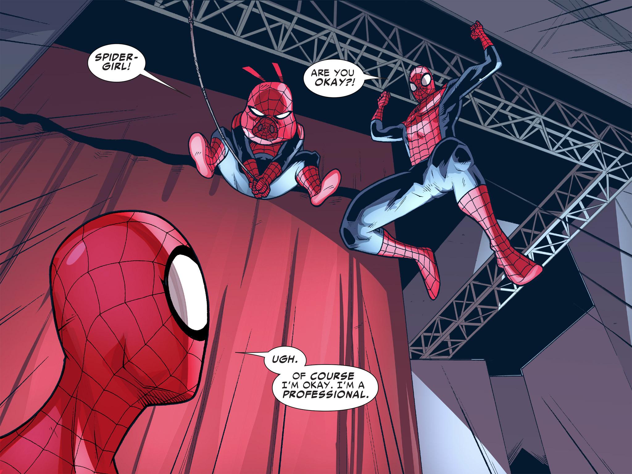 Read online Ultimate Spider-Man (Infinite Comics) (2016) comic -  Issue #9 - 52