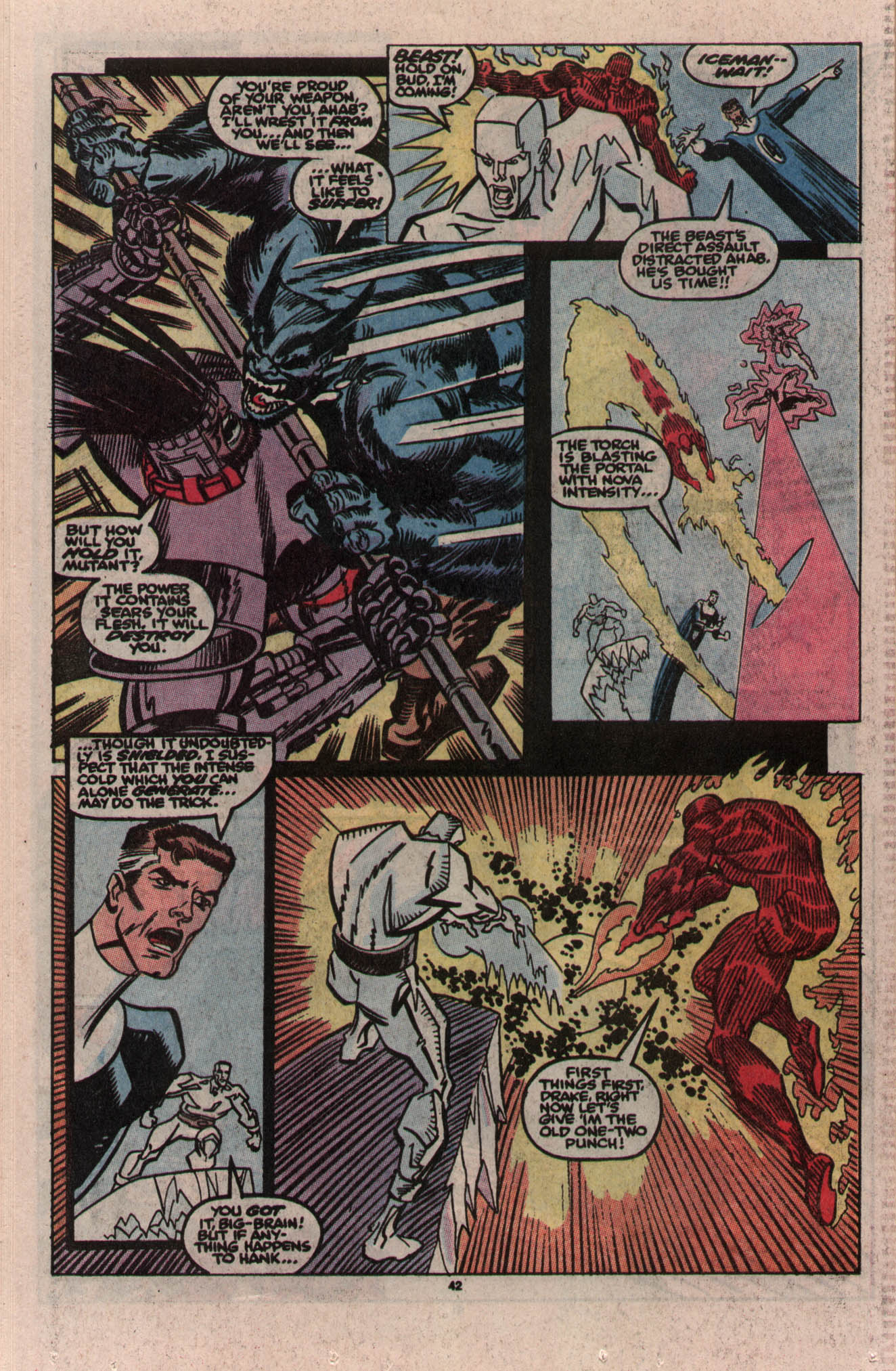 Read online X-Factor (1986) comic -  Issue # _ Annual 5 - 37