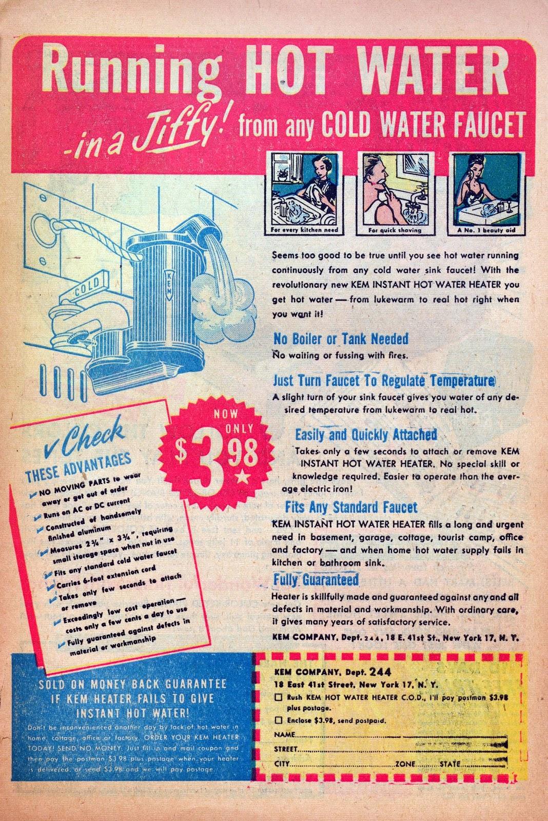 Read online Joker Comics comic -  Issue #35 - 33