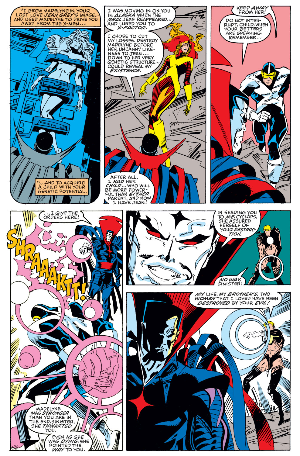Read online X-Factor (1986) comic -  Issue #39 - 9