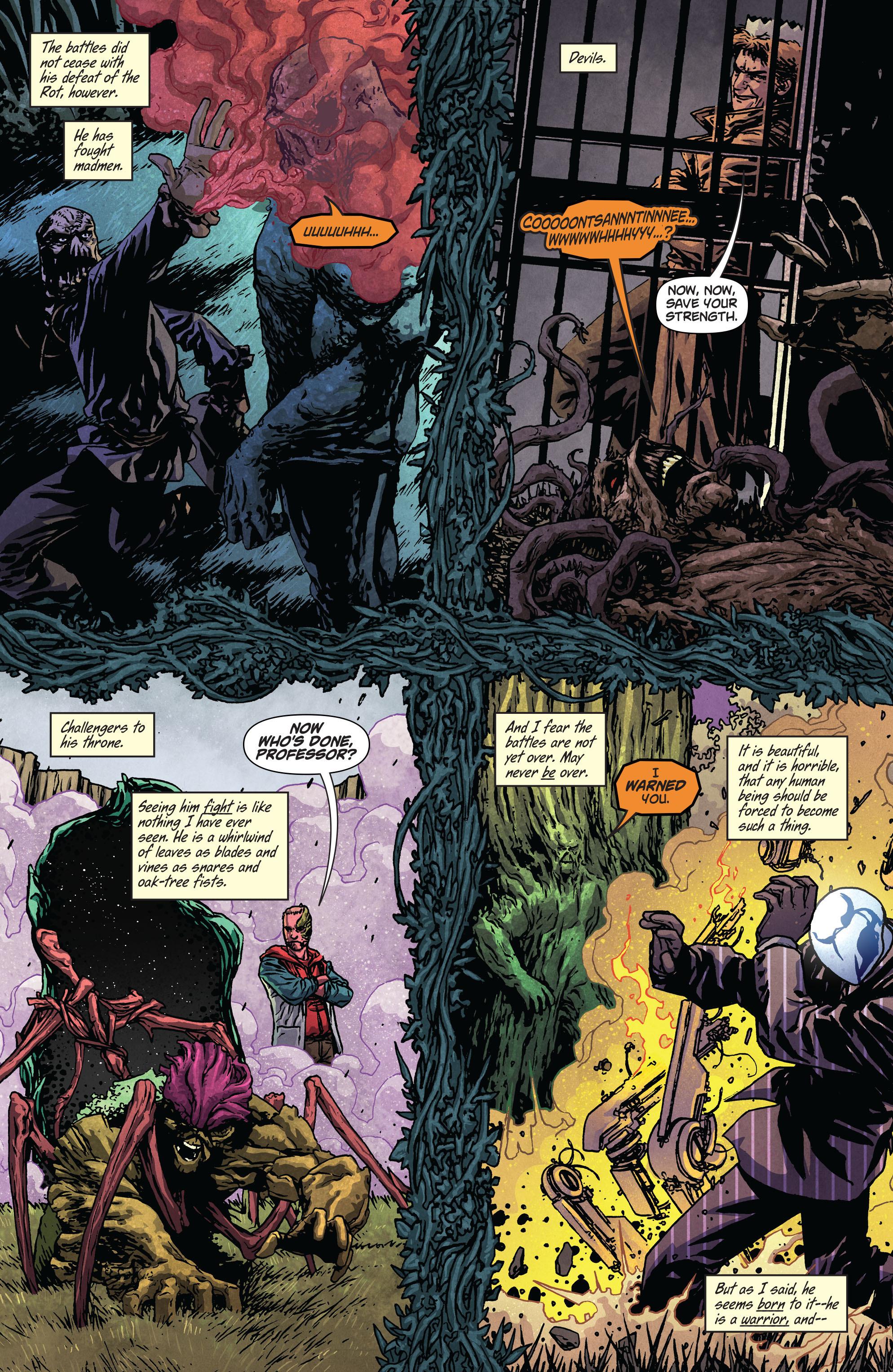 Read online Secret Origins (2014) comic -  Issue #9 - 11