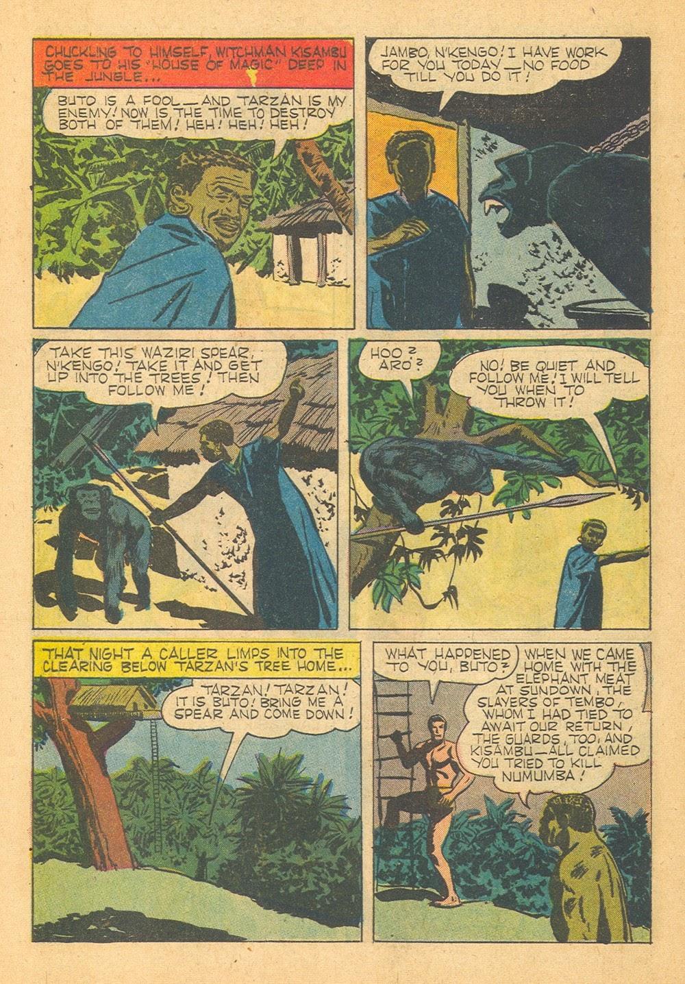 Tarzan (1948) issue 125 - Page 8