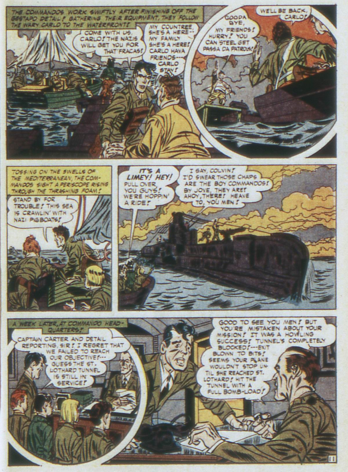 Read online Detective Comics (1937) comic -  Issue #82 - 57