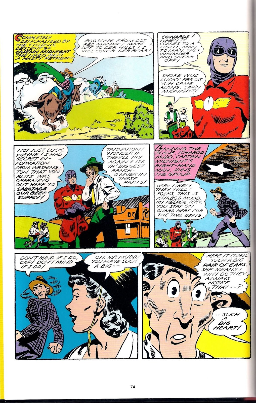 Captain Midnight (1942) issue 6 - Page 7