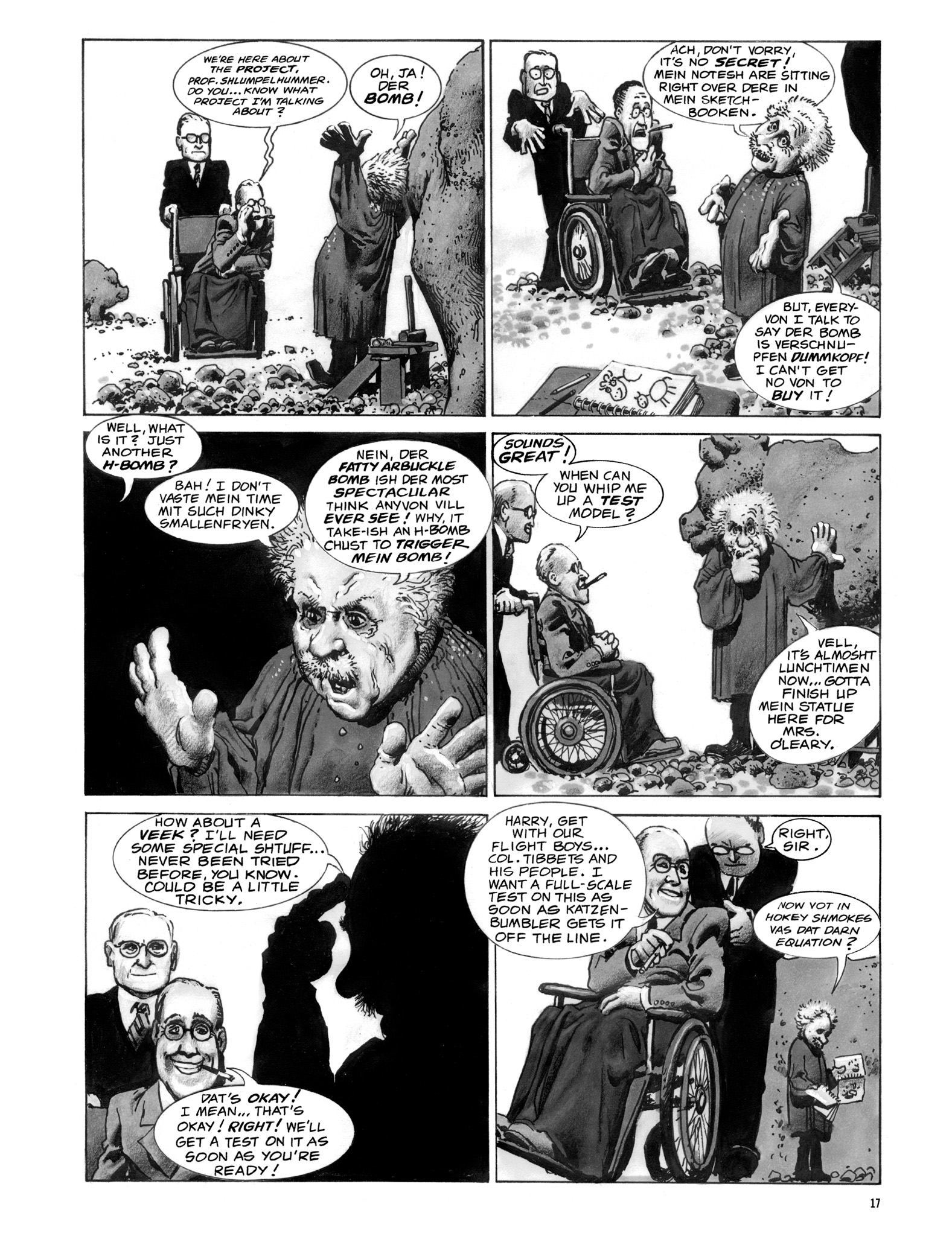 Read online Eerie Archives comic -  Issue # TPB 18 - 18