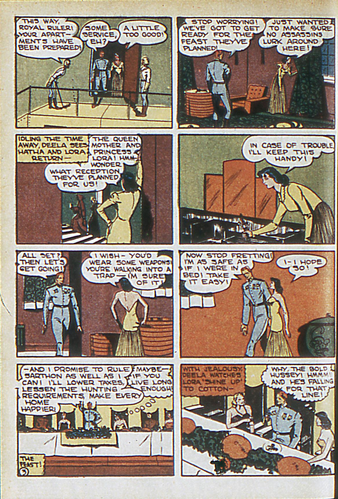 Read online Adventure Comics (1938) comic -  Issue #63 - 51