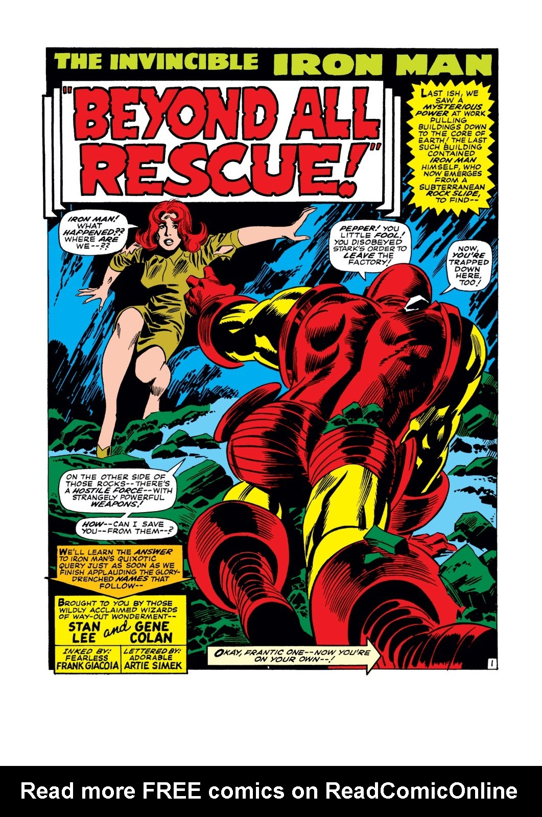 Tales of Suspense (1959) issue 88 - Page 2
