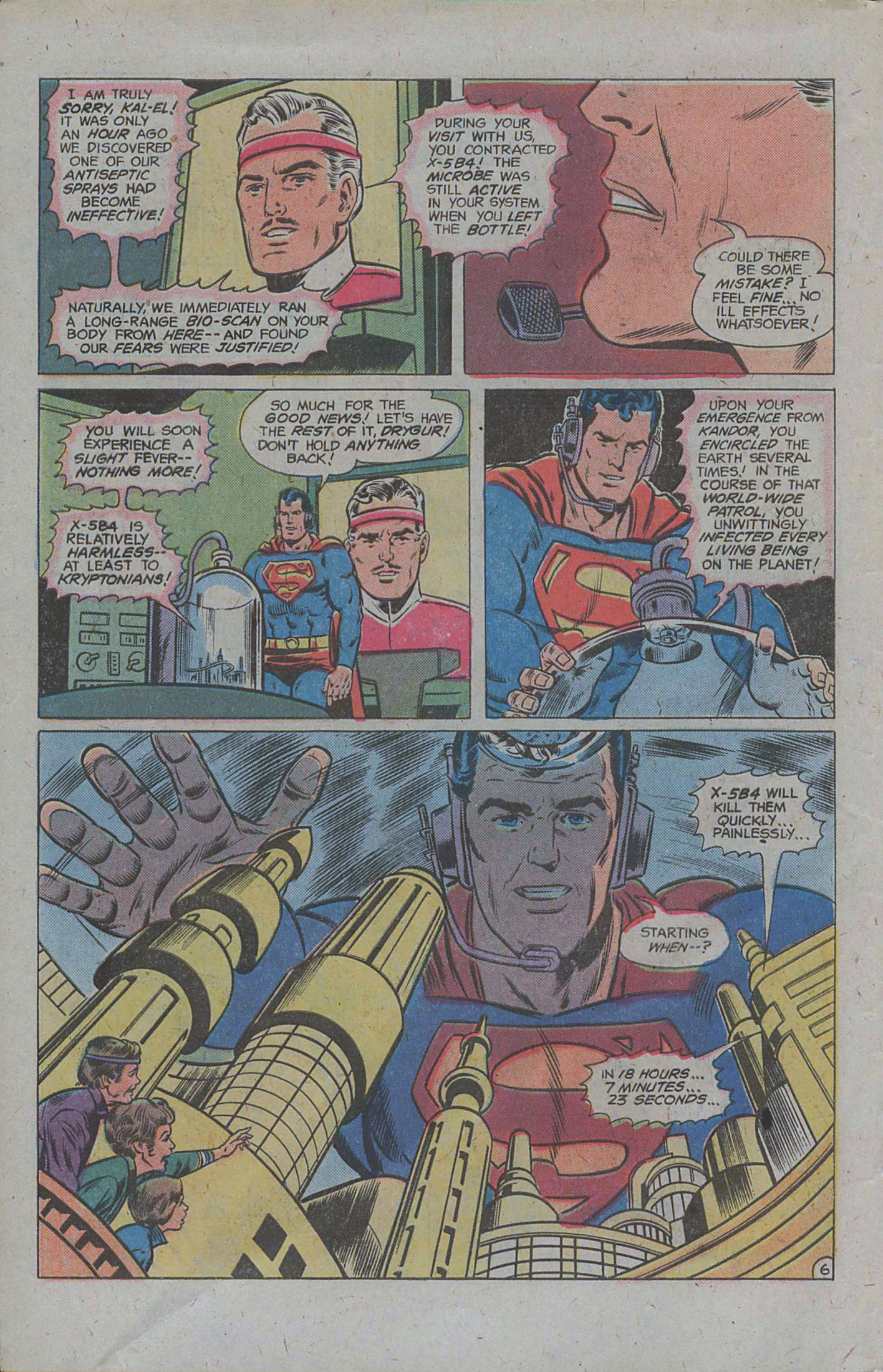 Read online Action Comics (1938) comic -  Issue #496 - 10