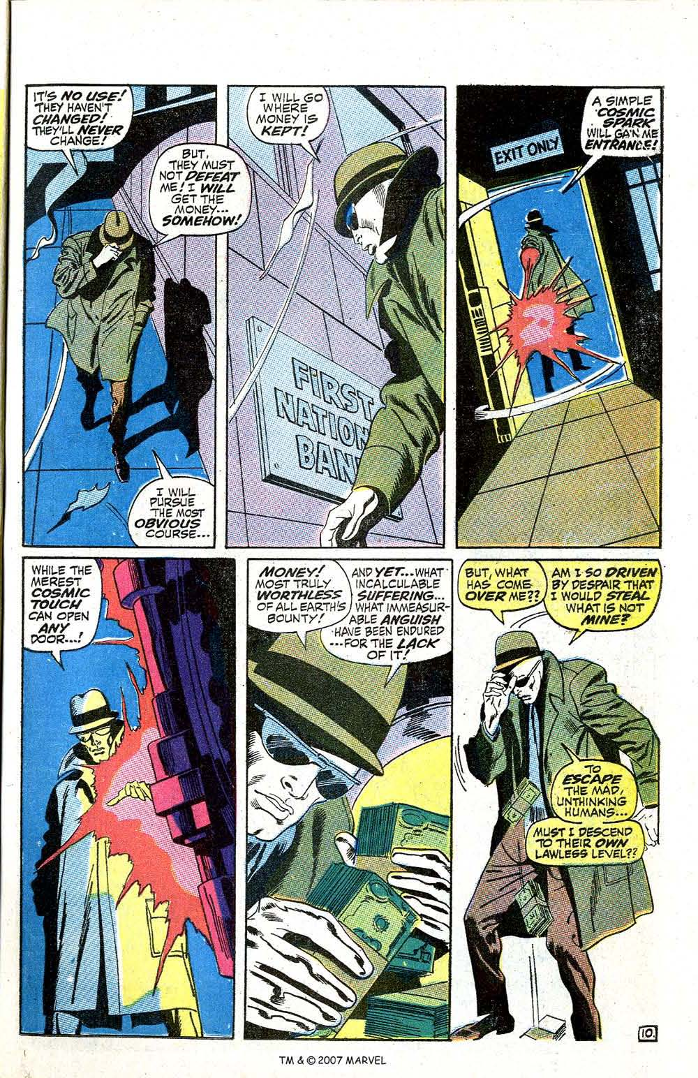 Silver Surfer (1968) issue 5 - Page 13