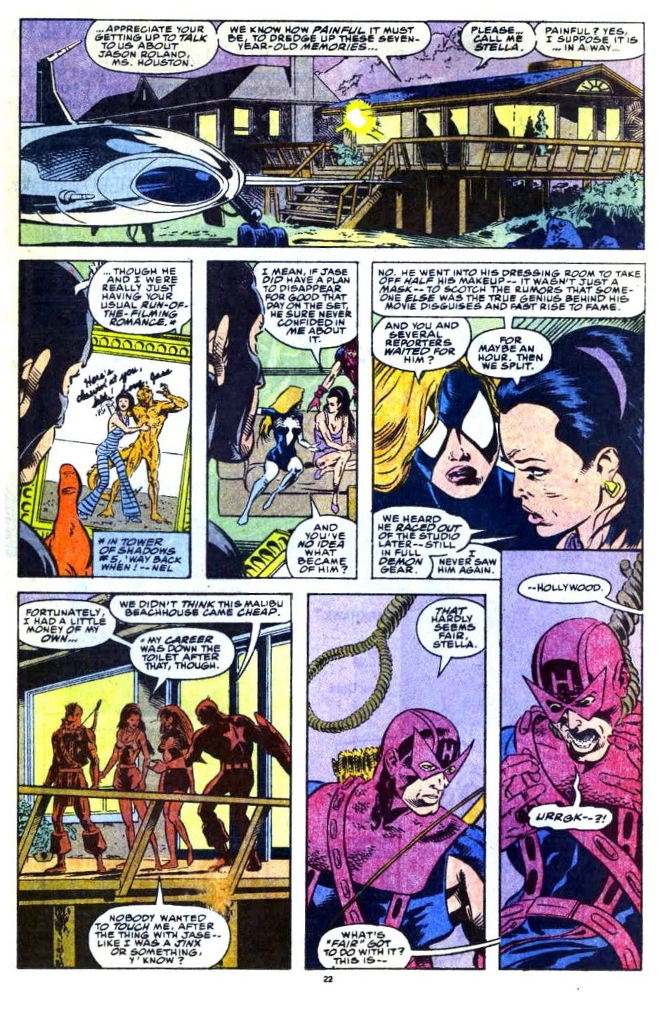Avengers West Coast (1989) issue 76 - Page 17