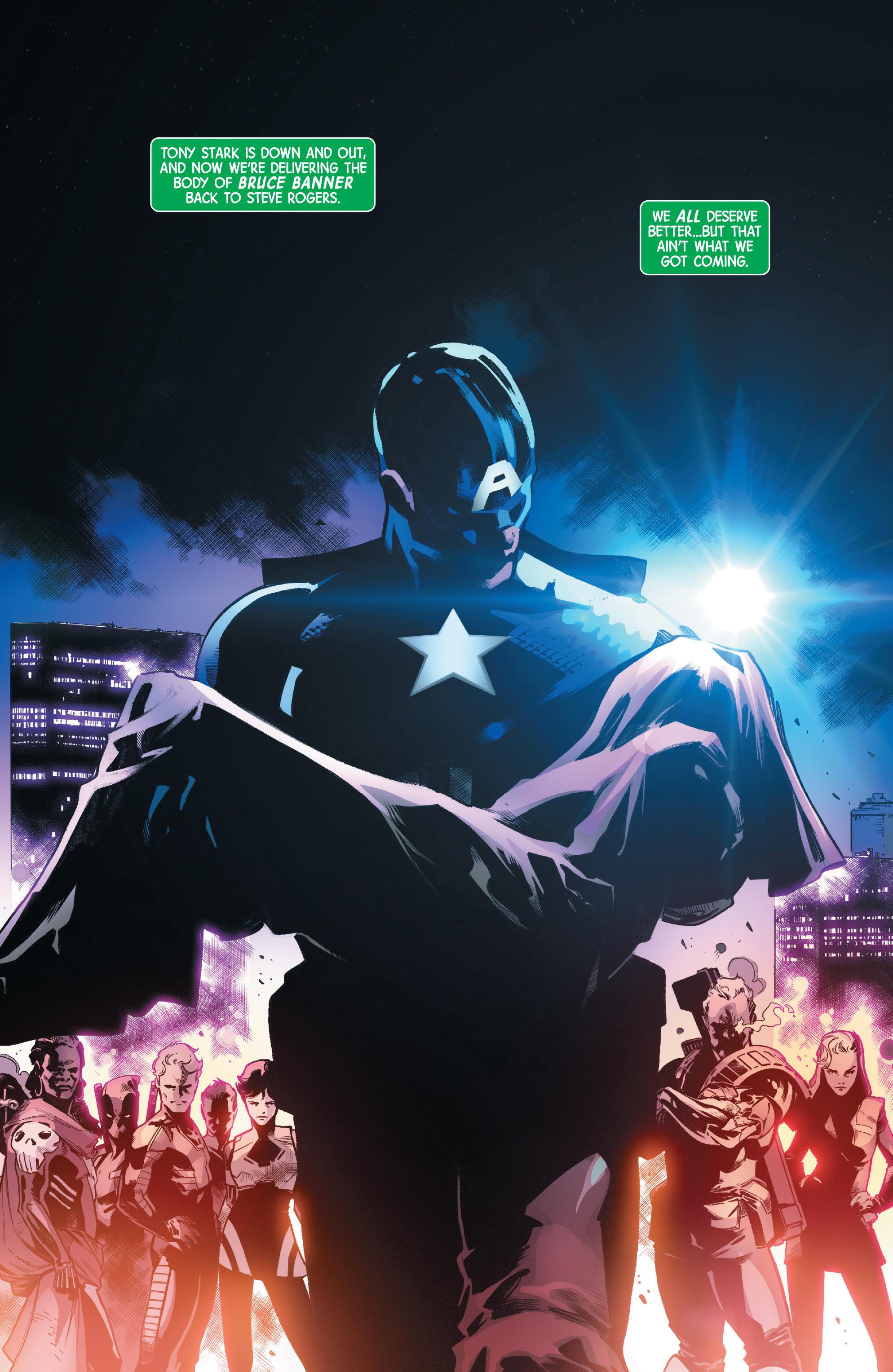 Read online Uncanny Avengers [II] comic -  Issue #17 - 21