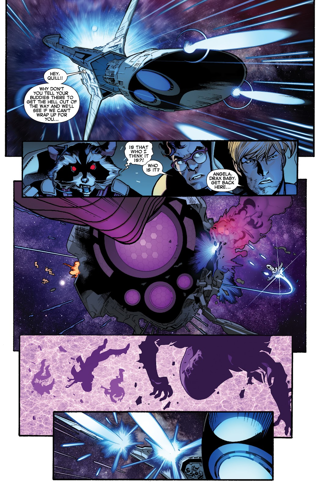 Guardians of the Galaxy/All-New X-Men: The Trial of Jean Grey issue TPB - Page 58