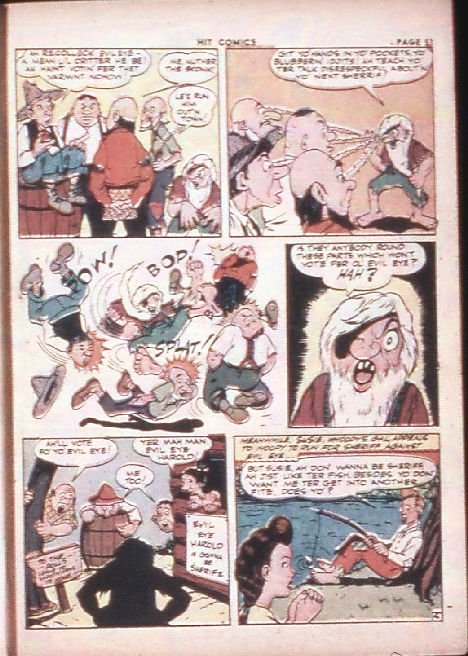 Read online Hit Comics comic -  Issue #29 - 53