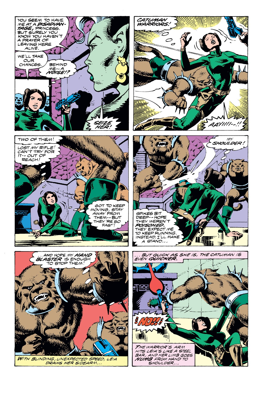 Read online Star Wars Legends: The Original Marvel Years - Epic Collection comic -  Issue # TPB 2 (Part 3) - 29