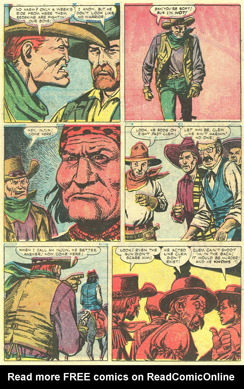 Read online Two-Gun Kid comic -  Issue #29 - 22
