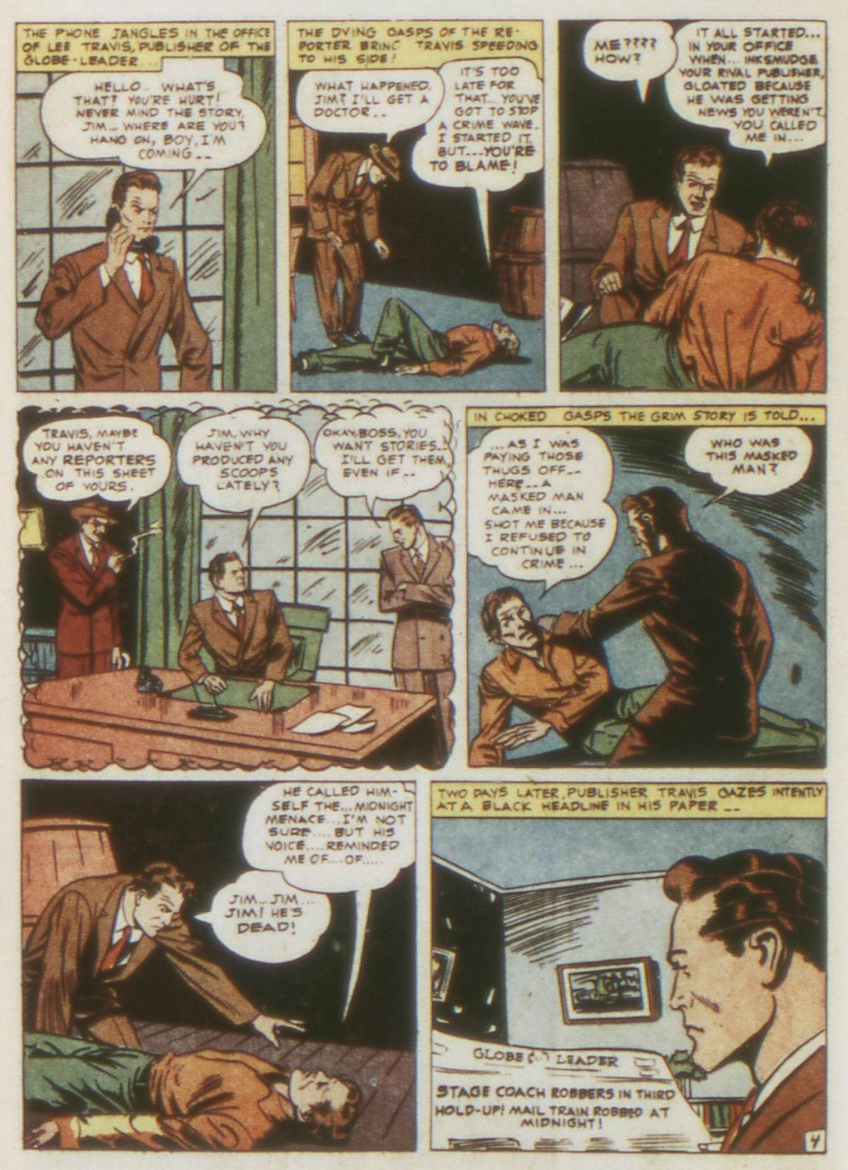 Read online Detective Comics (1937) comic -  Issue #77 - 28