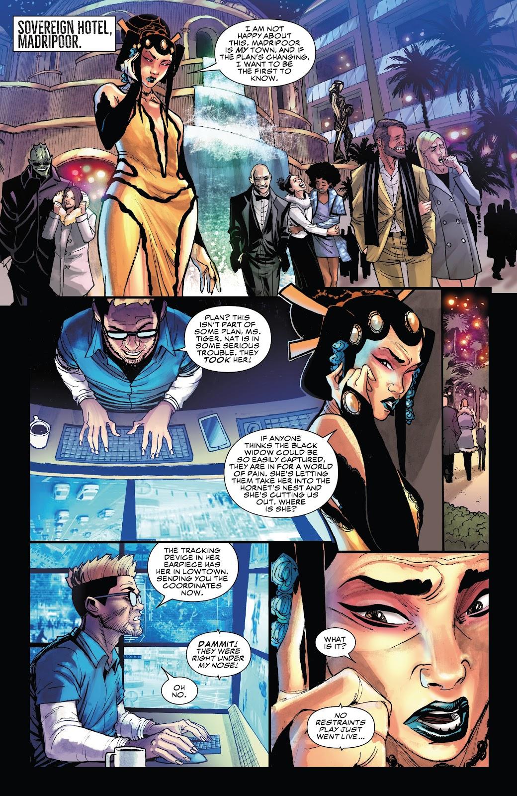 Read online Black Widow (2019) comic -  Issue #4 - 3